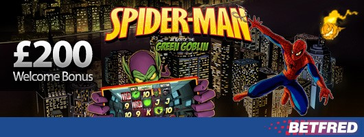 Click Here to Play the New Spiderman Slot