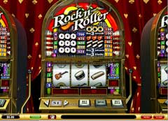 Rock n Roller Slot Screenshot